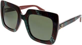 Gucci Women's Gg0328s 53Mm Sunglasses