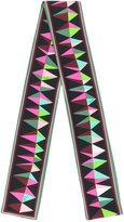 Emilio Pucci double sided printed scarf