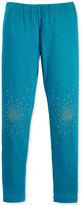 Epic Threads Girls' Glitter Burst Leggings, Only at Macy's