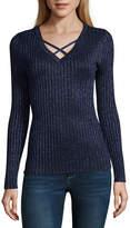 Arizona Shine Sweater-Juniors
