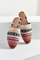 Urban Outfitters Woven Mule