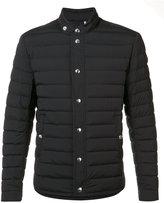 Moncler Satyre jacket - men - Feather Down/Polyamide/Spandex/Elastane/Feather - 4