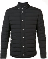 Moncler Satyre jacket - men - Feather Down/Polyamide/Spandex/Elastane/Feather - 5