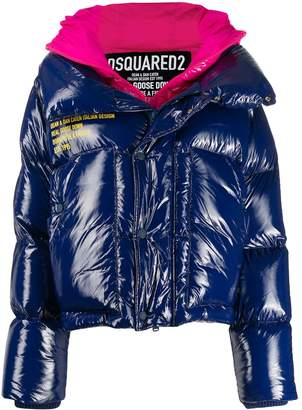 DSQUARED2 Puffed Bomber