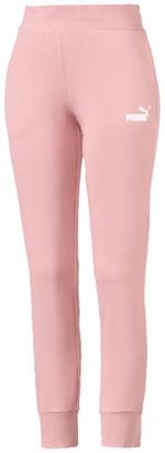 Puma Womens Essentials Fleece Track Pants