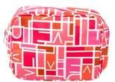 Diane von Furstenberg Woven Cosmetic Bag