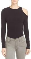Twenty Cold Shoulder Bodysuit