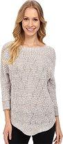 Nic+Zoe Women's Maze Sweater