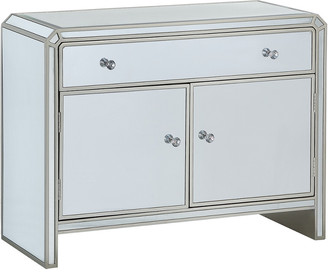 Coast To Coast Two Door One Drawer Cabinet