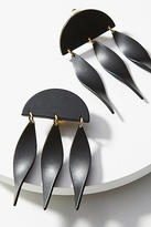 Lele Sadoughi Dangling Ivy Drop Earrings
