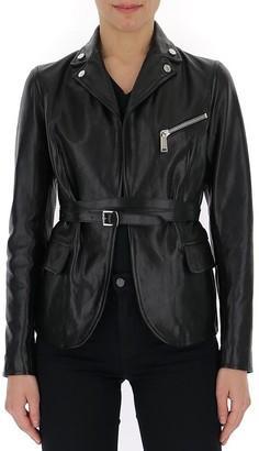 DSQUARED2 Belted Biker Jacket