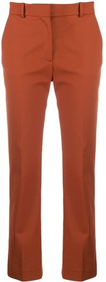 Joseph Cropped Stretch Trousers