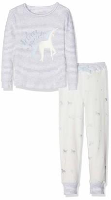 Joules Girl's Sleepwell Pyjama Sets