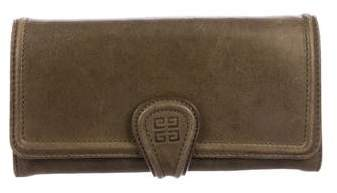 Givenchy Nightingale Flap Long Wallet