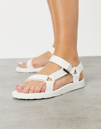 Teva Original Universal sandals in white