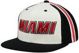 adidas Miami Heat Alternate Jersey Snapback Cap