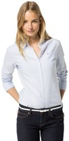 Tommy Hilfiger Stripe Oxford Shirt