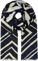 Marella Rocca abstract print scarf