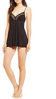Hanky Panky Lace-Trimmed Babydoll
