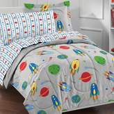 Dream Factory Space Rocket 5-pc. Bed Set - Twin