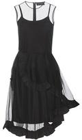 Simone Rocha Ruffled Tulle Dress