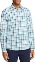 Michael Kors Ryder Plaid Slim Fit Button-Down Shirt - 100% Exclusive