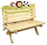 Teamson Sunny Safari Outdoor Bench