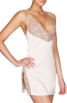 Pleasure State NEW 'Patience Fleming' Chemise P70-2358W Pale Pink
