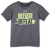 Under Armour Boys' Refuse Defeat Tee - Sizes 4-7