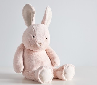 Pottery Barn Kids Blush Bunny Critter Plush