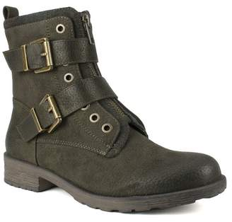 White Mountain Footwear San Diego Buckle Boot