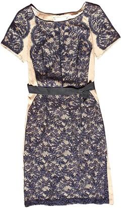 Collette Dinnigan Blue Silk Dress for Women