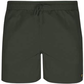 Lyle & Scott Swim Shorts Green