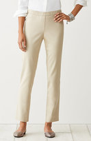J. Jill Essential Cotton-Stretch Pants