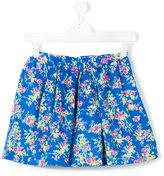 Ralph Lauren floral print skirt - kids - Polyester - 14 yrs