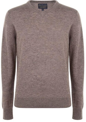 Howick Arlington V Neck Jumper