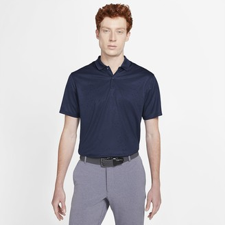 Nike Men's Printed Golf Polo Dri-FIT Victory