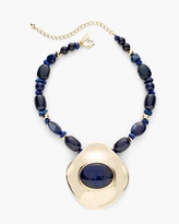 Chico's Avery Short Pendant Necklace