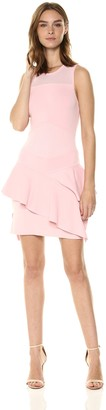 Parker Women's Paulette Sleeveless Knit Short Dress