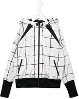 DKNY checked jacket