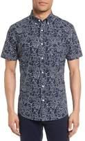 Nordstrom Men's Slim Fit Rose Sport Shirt