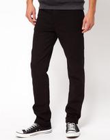 American Apparel Slim Slack Jeans