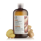 The Body Shop Ginger Scalp Care Shampoo