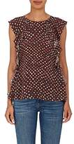 Ulla Johnson WOMEN'S LORNA SHIBORIA SILK TOP