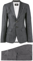 DSQUARED2 tapered suit - women - Polyester/Virgin Wool - 40