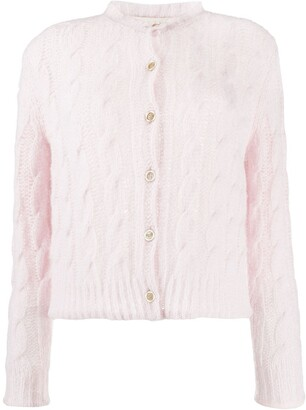 Marni Cable Knit Cardigan