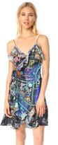 Camilla Frill Wrap Dress