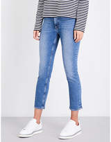 MiH Jeans Niki skinny cropped high-rise jeans