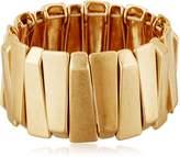 "Kenneth Cole New York Coral Canyon"" Geometric Stick Stretch Bracelet"