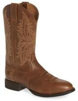 Ariat Men's Heritage Hackamore Cowboy Boot